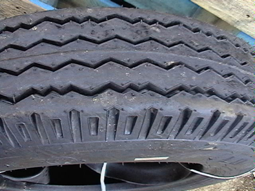 20 Zoll mit TR15 Gummiventil 6.50-20 Schlauch für Reifen